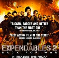 Lionsgate Records Releases Score Album for 'EXPENDABLES 2'