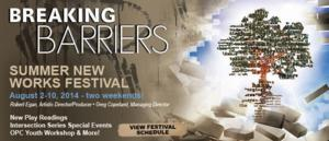 Ojai Playwrights Conference's BREAKING BARRIERS Opens Today