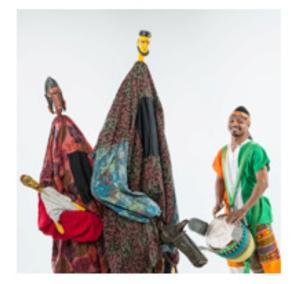 COCA Presents 2013-2014 Afriky Lolo's Samba