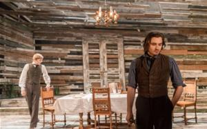 Review Roundup: FATHERS AND SONS at Donmar Warehouse
