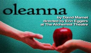 Alchemist Theatre Receives Cease-And-Desist Letter for Taking Liberties with Mamet's OLEANNA