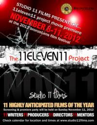Studio 11 Premieres 11 Shorts at Atlanta's Annual Bronze Lens Film Festival