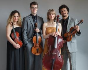 PUBLIQuartet Performs Compositions from Emerging Composers Tonight