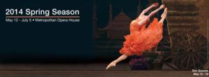 American Ballet Theatre Announces First Two Weeks of 2014 Spring Season Casting