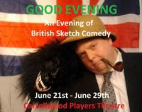Carrollwood Players to Stage British Sketch Comedy GOOD EVENING, 7/21-29