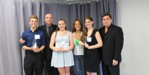 2014 Gershwin High School Award Winners Announced; Sarah  Liddy and Steven Telsey Take Best Actor and Actress