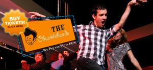 New Year Comedy Improv Musical Variety Extravaganza Starring the Chuckleheads Comes to the Dilworth Neighborhood Grille on Friday, January 17