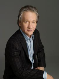 Bill Maher Comes to the Orpheum Theatre, 1/26