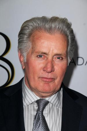 Martin Sheen Appears on MSNBC's TAKING THE HILL Today