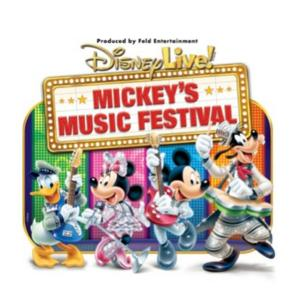 DISNEY LIVE! MICKEY'S MUSIC FESTIVAL Set for The VETS, 11/16