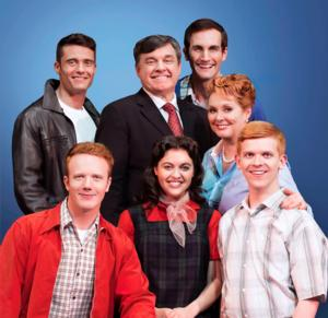HAPPY DAYS Musical Opens at Churchill Theatre Bromley Tonight