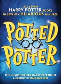 POTTED POTTER to Play 5 Weeks in Chicago, Beginning 11/13