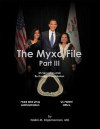 THE MYXO FILE PART III Now Available on Kindle Direct Publishing