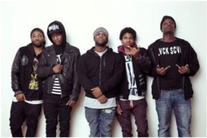 ASAP MOB CREW Plays Hard Summer Music Festival Today