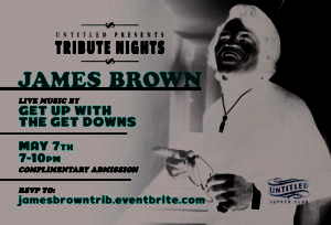 Untitled Tributes James Brown with Get Up With the Get Downs Tonight