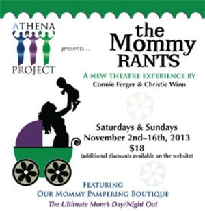 Athena Project to Bring THE MOMMY RANTS to Rocky Mountain College of Art & Design, 11/2-16