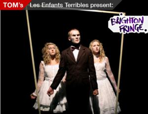 Les Enfants Terribles Bring ERNEST AND THE PALE MOON to TOM for Brighton Fringe Today