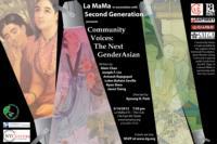 2g's COMMUNITY VOICES: THE NEXT GENDERASIAN Set for La MaMa, 5/14