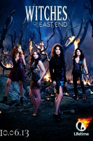 Second Season of Lifetime's WITCHES OF EAST END to Premiere on 7/6