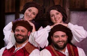 Atlanta Shakespeare Presents THE COMEDY OF ERRORS, Now thru 6/1