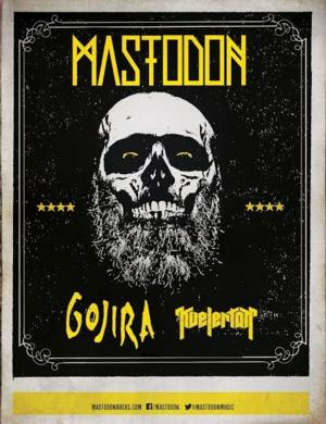Tickets for MASTODON'S Fall North American Tour Now Available!