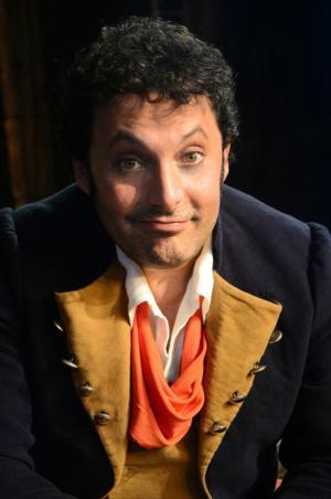 MF Production to Present RUGANTINO with Enrico Brignano, 6/12-14