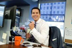 Thomas Roberts Named Host of MSNBC's WAY TOO EARLY