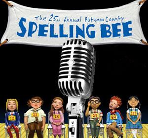 THE 25TH ANNUAL PUTNAM COUNTY SPELLING BEE to Run 2/14-3/1 at El Portal Theatre