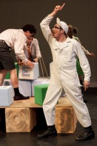 BWW Reviews: Clever Confusion in DOGG'S HAMLET AND CAHOOT'S MACBETH from Sound Theatre Company