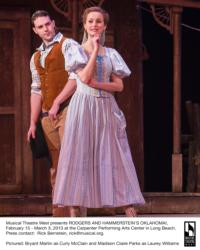BWW Reviews: People Will Say We're In Love with MTW's OKLAHOMA!
