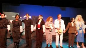BWW Reviews: The Raunchiest SILENCE! You'll Ever Hear