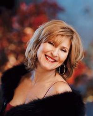 Janis Siegel to Play Martinis Above Fourth Table + Stage, 1/16