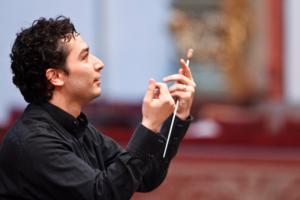 Andres Orozco-Estrada Returns to Conduct Mozart's Final Symphony with Houston Symphony, Now thru 1/5