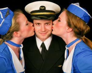Northern California Premiere of Broadway Musical CATCH ME IF YOU CAN Begins Tonight