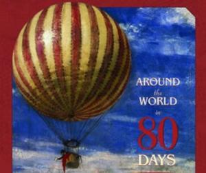 Empress Theatre Presents AROUND THE WORLD 80 DAYS, Now thru 1/25
