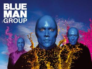 BWW Reviews: Engaging and Fun BLUE MAN GROUP at the Peabody Opera House