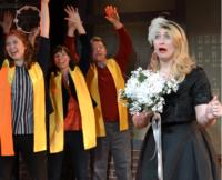 BWW Reviews: Rarely Produced COMPANY Sparkles at Crown City Theatre