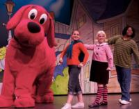 bergenPAC Presents CLIFFORD THE BIG RED DOG LIVE! A BIG FAMILY MUSICAL, 3/2