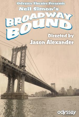 BWW Reviews: Jason Alexander Goes From Broadway Star to Star Director in BROADWAY BOUND at the Odyssey