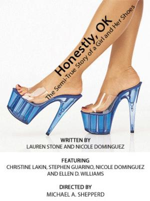 The Blank Theatre to Stage HONESTLY, OK, as Part of Hollywood Fringe, 6/8-22