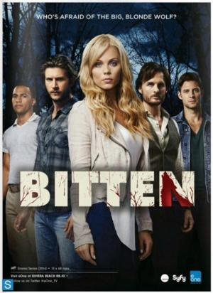 Series Debut of BITTEN Among Syfy's New Line Up