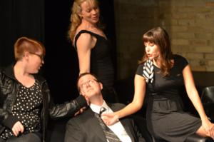 BWW Reviews: Theatre Unchained Stages a Superb COMPANY