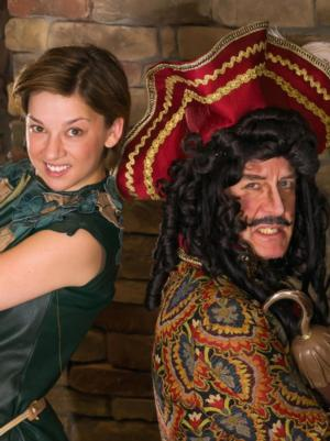 Candlelight Dinner Playhouse Presents PETER PAN Through 8/24