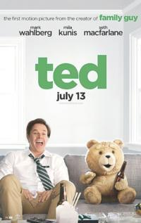 TED Tops DVD, Blu-Ray Sales for Week Ending 12/16/12