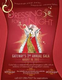 Ken Page, Jennifer Hope Wills and More Set for Gateway Playhouse's DRESSING FOR THE NIGHT Gala, 8/18