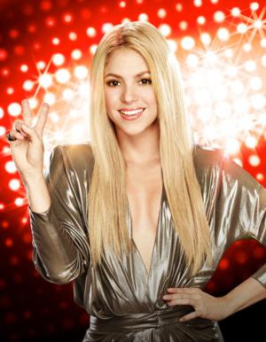 Shakira Makes Exclusive Appearance on AL ROJO VIVO CON MARIA CELESTE Tonight