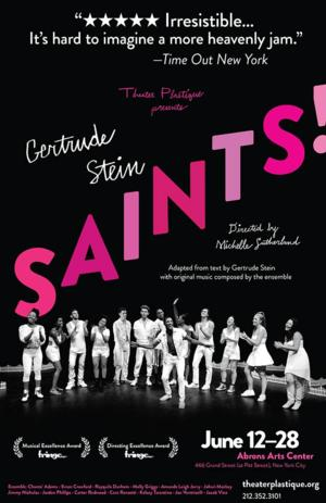 GERTRUDE STEIN SAINTS Opens Off-Broadway Tomorrow