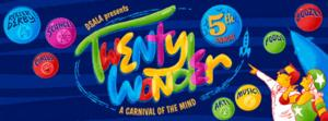 TwentyWonder Celebrates 5 Years of Music Mayhem and More this Weekend