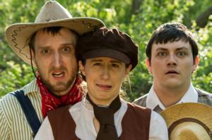 Spectralia Theatre's TWO GENTLEMEN OF VERONA Opens 6/21