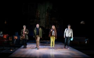 BWW Reviews: ORDINARY DAYS at the Round House Theatre - No Ordinary Musical